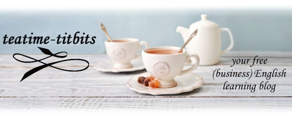 teatime titbits